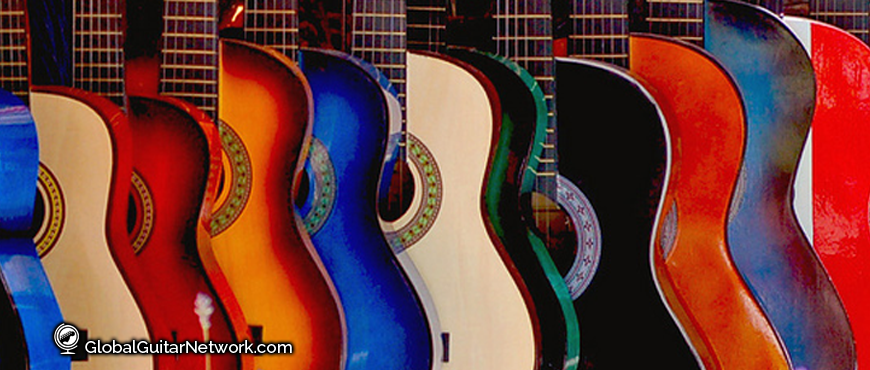 The Most Common Chord Progressions - Global Guitar Network