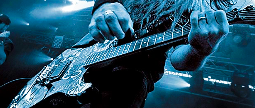 Three Note Per String Pentatonics 3 - Global Guitar Network