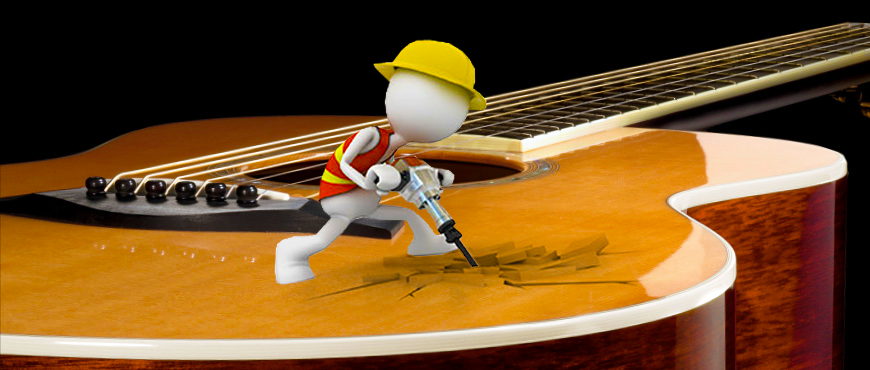 Building Scales on the Guitar - Global Guitar Network